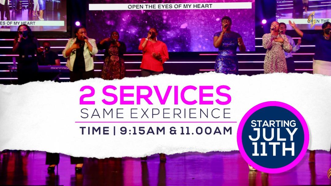 Fountain Of Grace Canton 2 service same experience